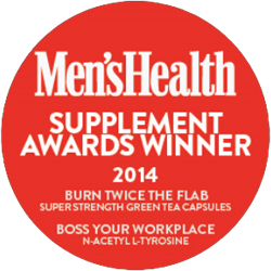2014 Men's Health Supplement Awards