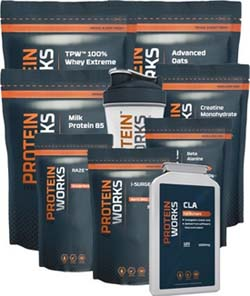 The Protein Works Products