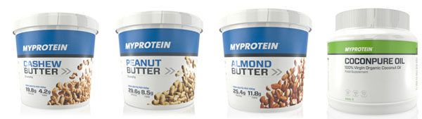 Myprotein Snacks