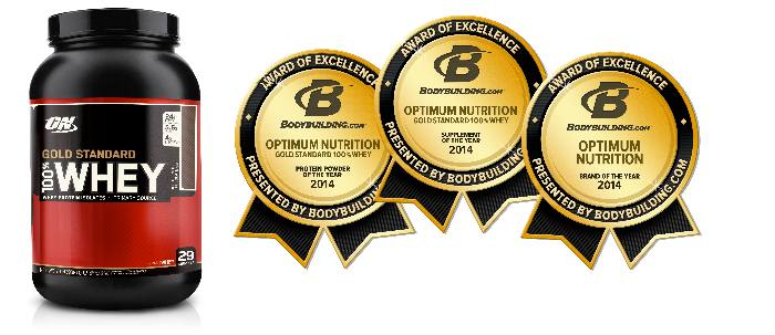 Optimum Nutrition Awards