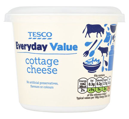 Tesco Cottage Cheese