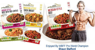 High Protein Ready Meals