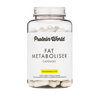 Fat Metaboliser Capsules - Caffeine & Green Tea boost - Just £22!