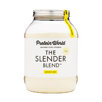 The Slender Blend - Non-GMO, Low Calorie Shake - Subscribe & Save 15% Off Just £27.20!