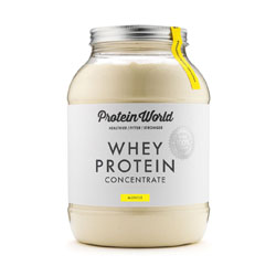 Protein World Whey Concentrate Just £24!